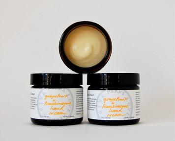 Priya Grapefruit Frankincense Hand Cream - 2 oz.