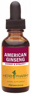 Herb Pharm American Ginseng - 1 oz.
