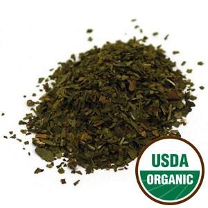 Ginkgo Leaf, organic - 1 oz.