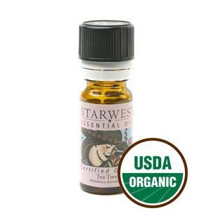 Starwest Tea Tree Organic Essential Oil