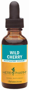 Herb Pharm Wild Cherry 1 oz