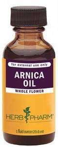 Herb Pharm Arnica Oil - 1oz.
