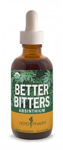 Better Bitters Absinthium by Herb Pharm - 1oz.