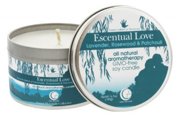 Escentual Love Candle from Way Out Wax
