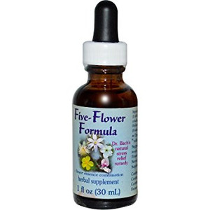 Bach Five Flower Formula - 1oz