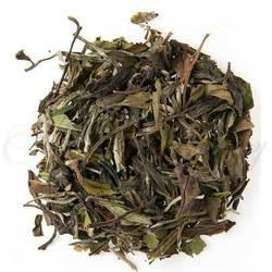 Organic white tea