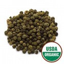 Organic Green Peppercorns