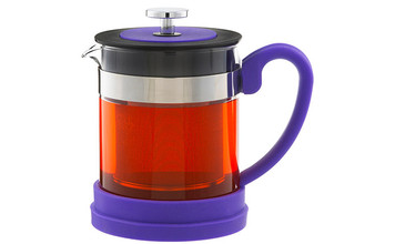 Purple Tea pot infuser 600ml