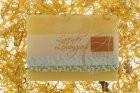 Alegna handmade lavendar lemongrass soap