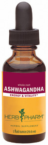Herb Pharm Ashwagandha - 1oz