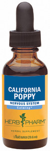 Herb Pharm California Poppy - 1oz