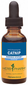 Herb Pharm Catnip - 1oz
