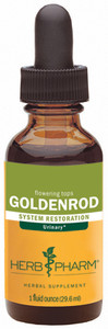 Herb Pharm Goldenrod - 1oz