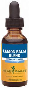 Herb Pharm Lemon Balm - 1oz