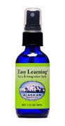 Alaskan Essences Easy Learning combination spray, 2oz