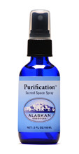 Alaskan Essences Purification Sacred Space spray, 2oz