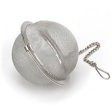 "Personal 1 Pot 1 3/4"" Mesh Tea Ball"