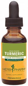 Herb Pharm Turmeric - 1oz