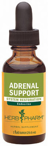 Herb Pharm Adrenal Support tonic - 1oz