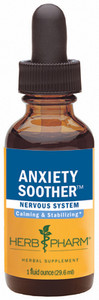 Herb Pharm Anxiety Soother - 1oz