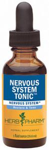 Herb Pharm Nervous System tonic - 1oz