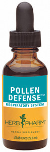 Herb Pharm Pollen Defense compound - 1oz