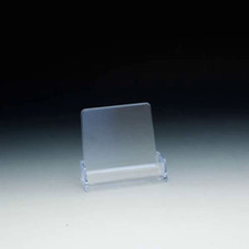 Acrylic Tall Back Business Card Holder
