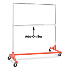 Add-On Bar for Z-Rack