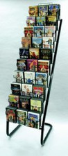 30-Pocket DVD Display