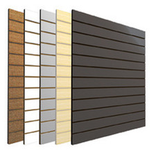 Slatwall Panels Store Displays And Fixtures