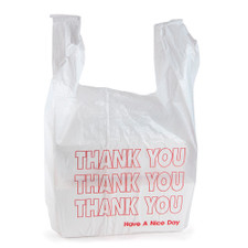 """Thank You"" T-Shirt Bag"
