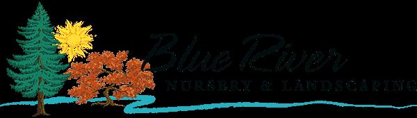 Blue River Nursery Logo