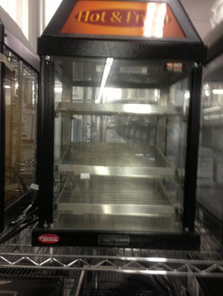 HATCO MWD1X HEATED DISPLAY CASE