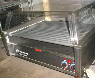STAR HOT DOG ROLLER GRILL