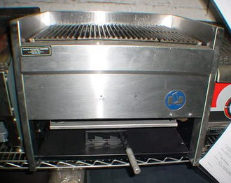 US RANGE STEAKHOUSE BROILER