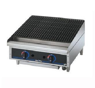 STAR 15in LAVA ROCK CHARBROILER