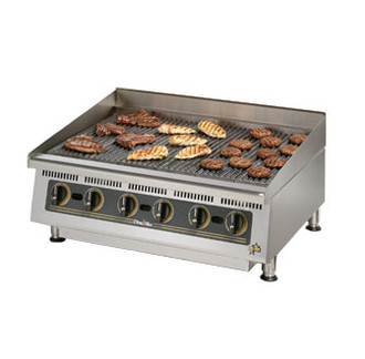 STAR ULTRAMAX 36in RADIANT CHARBROILER