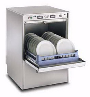 JET TECH HIGH TEMP UNDERCOUNTER DISHMACHINE