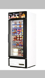 NEW SINGLE DOOR FREEZER MERCHANDISER