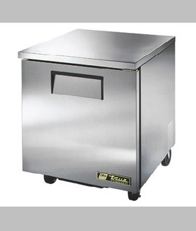 NEW TRUE TUC-27 UNDERCOUNTER REFRIGERATOR - CALL FOR PRICING