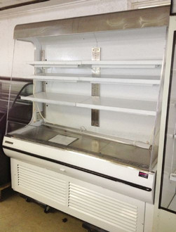 MASTERBILIT OPEN FRONT REFRIGERATED MERCHANDISER