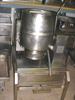 GROEN 40 QT. STEAM KETTLE
