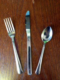 DOMINION FLATWARE