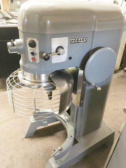 HOBART H600T 60 QT MIXER WITH BOWL GUARD