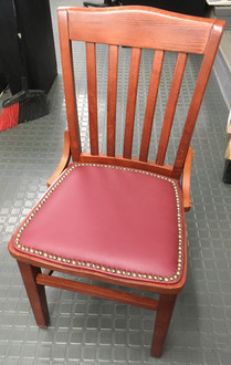 G & A SEATING 3809PSNH LIBRARY/ SCHOOLHOUSE CHAIR