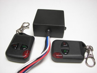 MSD 12V DC On-Off  Wireless key fob remote control relay switch with 12vout