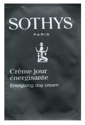 Sothys Energizing Day Cream Trial Sample