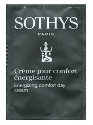 Sothys Energizing Comfort Day Cream Trial Sample