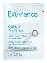 Exuviance OptiLight Tone Corrector Trial Sample