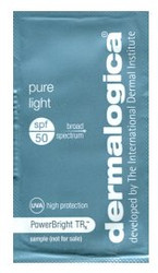 Dermalogica PowerBright TRX Pure Light SPF 50 Trial Sample